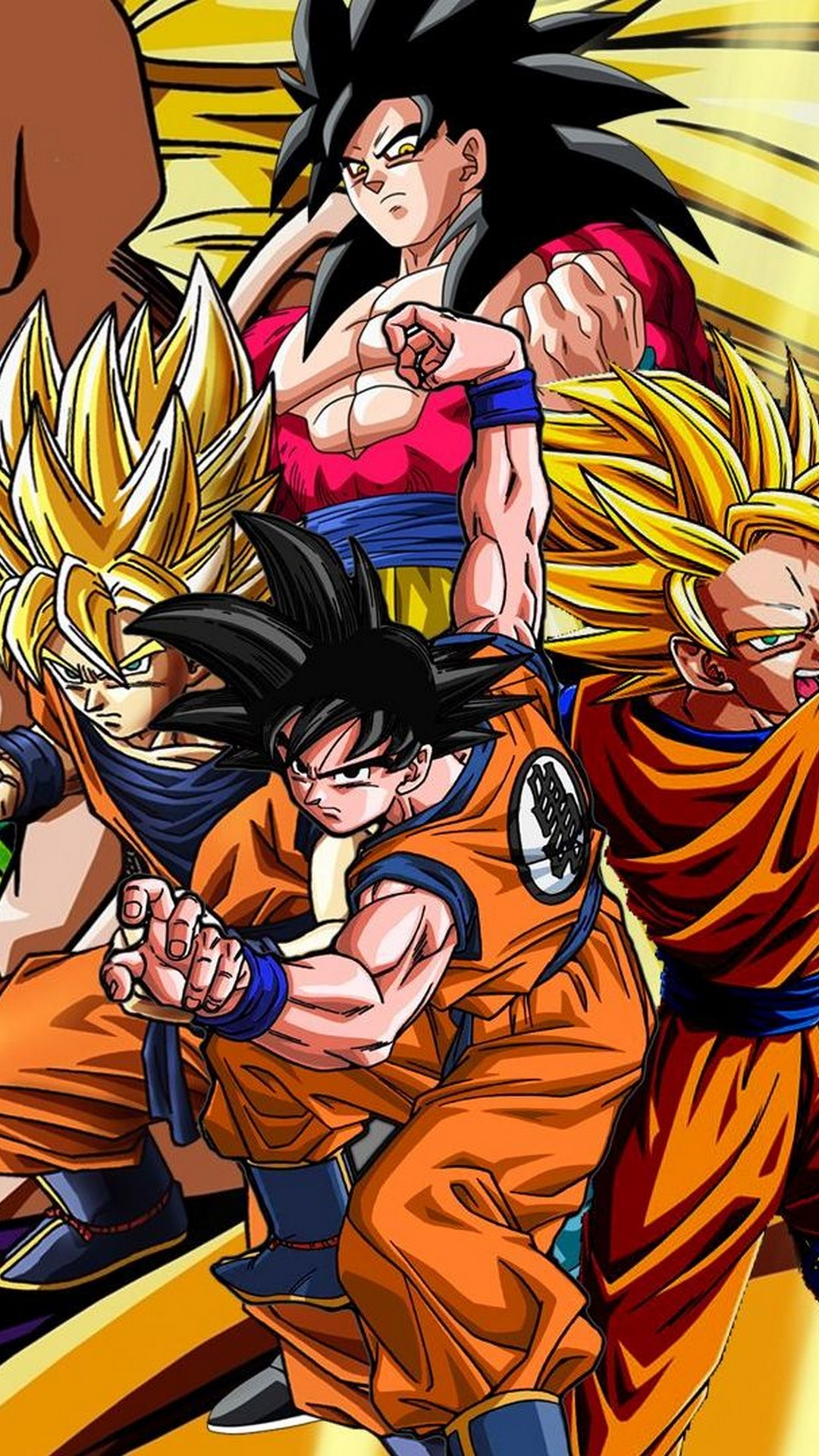 Android Wallpaper Goku Ssj4 With Hd Resolution Goku Ssj4 Wallpaper Hd 1080x1920 Download Hd Wallpaper Wallpapertip
