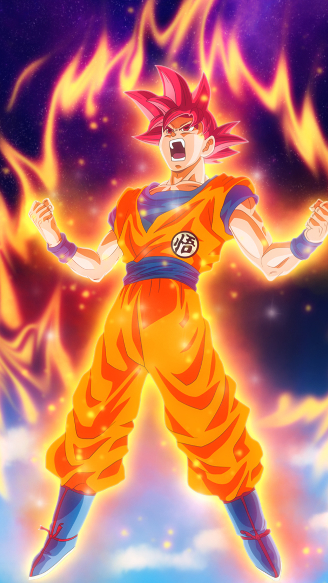 Cool Dragon Ball Z 1080x1920 Download Hd Wallpaper Wallpapertip