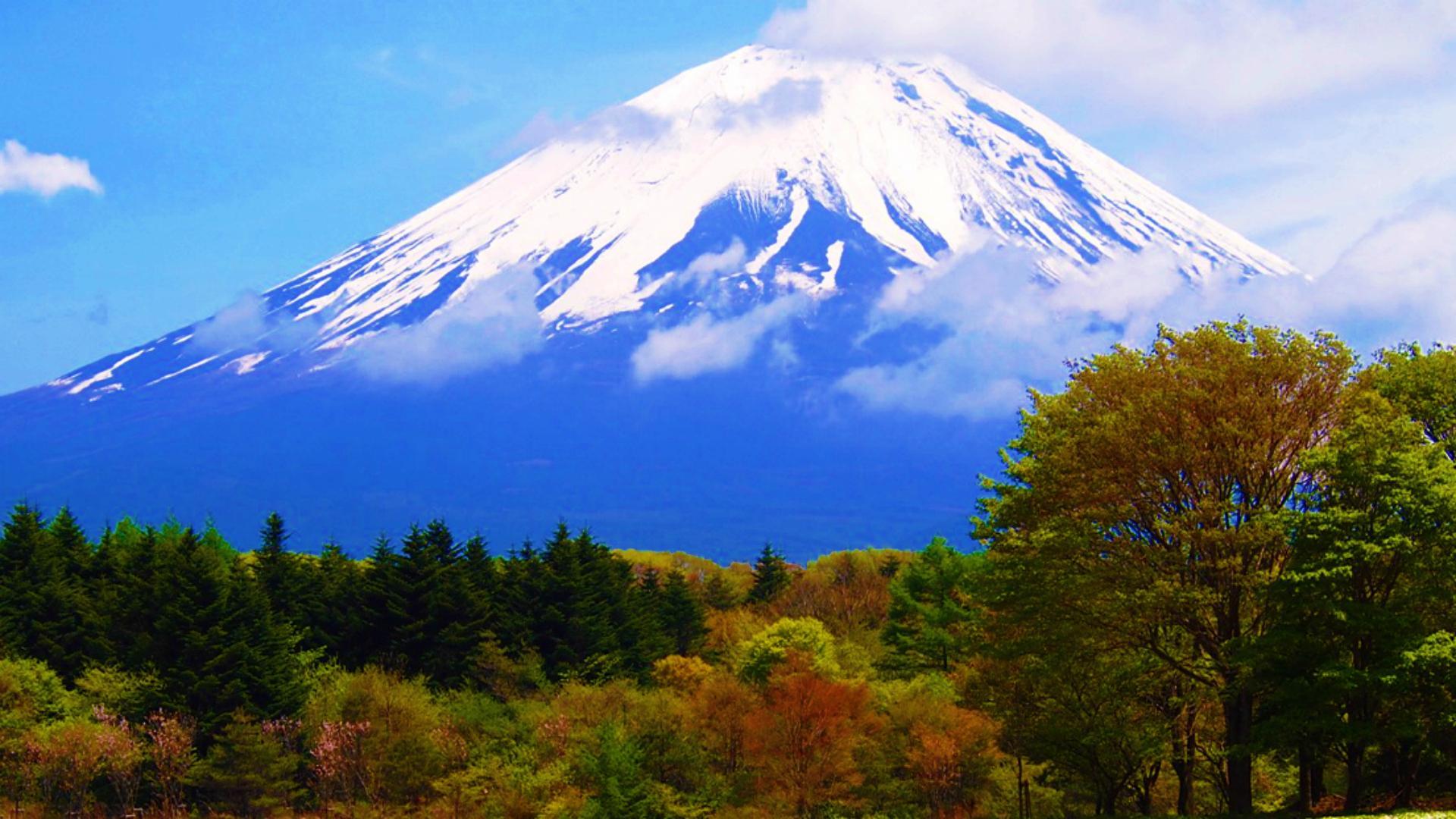 Japan Wallpaper High Resolution Japanese Mountain 1920x1080 Download Hd Wallpaper Wallpapertip