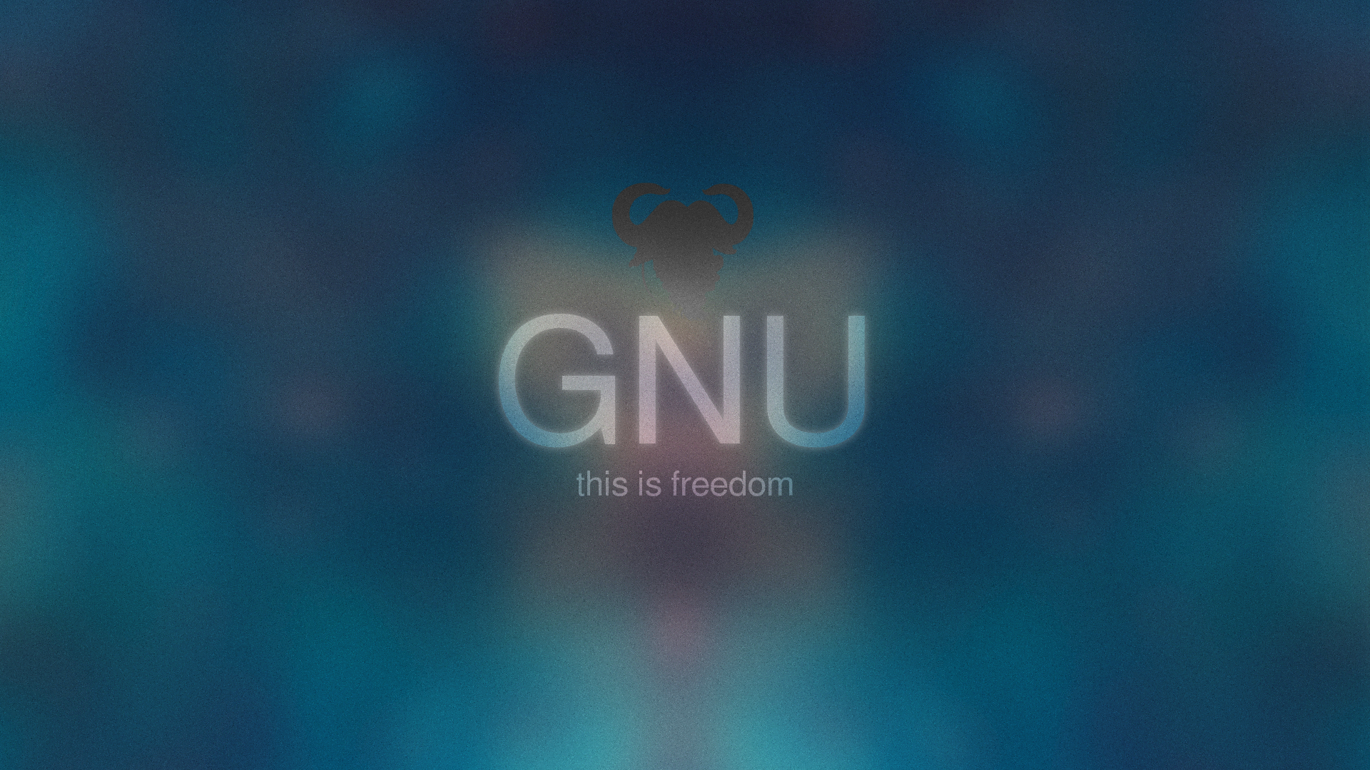 フリーソフトウェア財団 - GNUの壁紙 - 1920x1080 - WallpaperTip