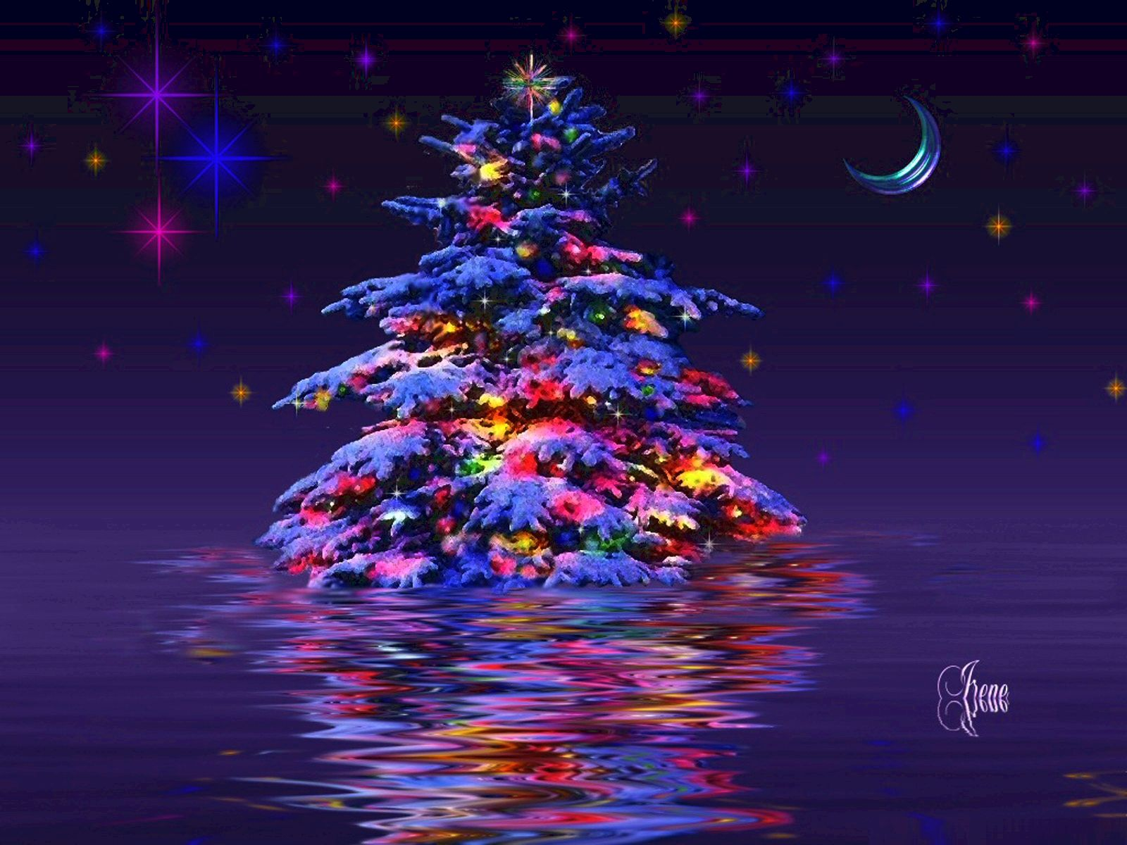 Merry Christmas Desktop Wallpaper Free Of Charge In ...