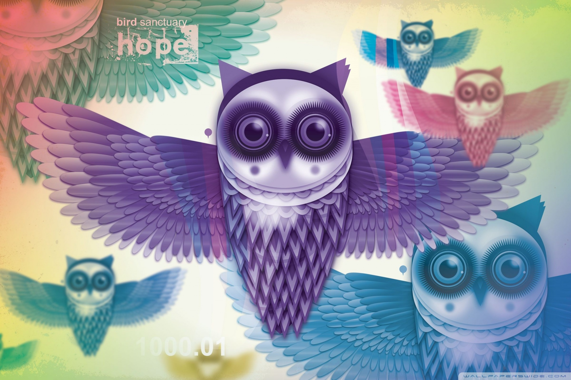 Cute Owl For Ipad Wallpaper Desktop Cute Desktop Backgrounds 2000x1333 Download Hd Wallpaper Wallpapertip