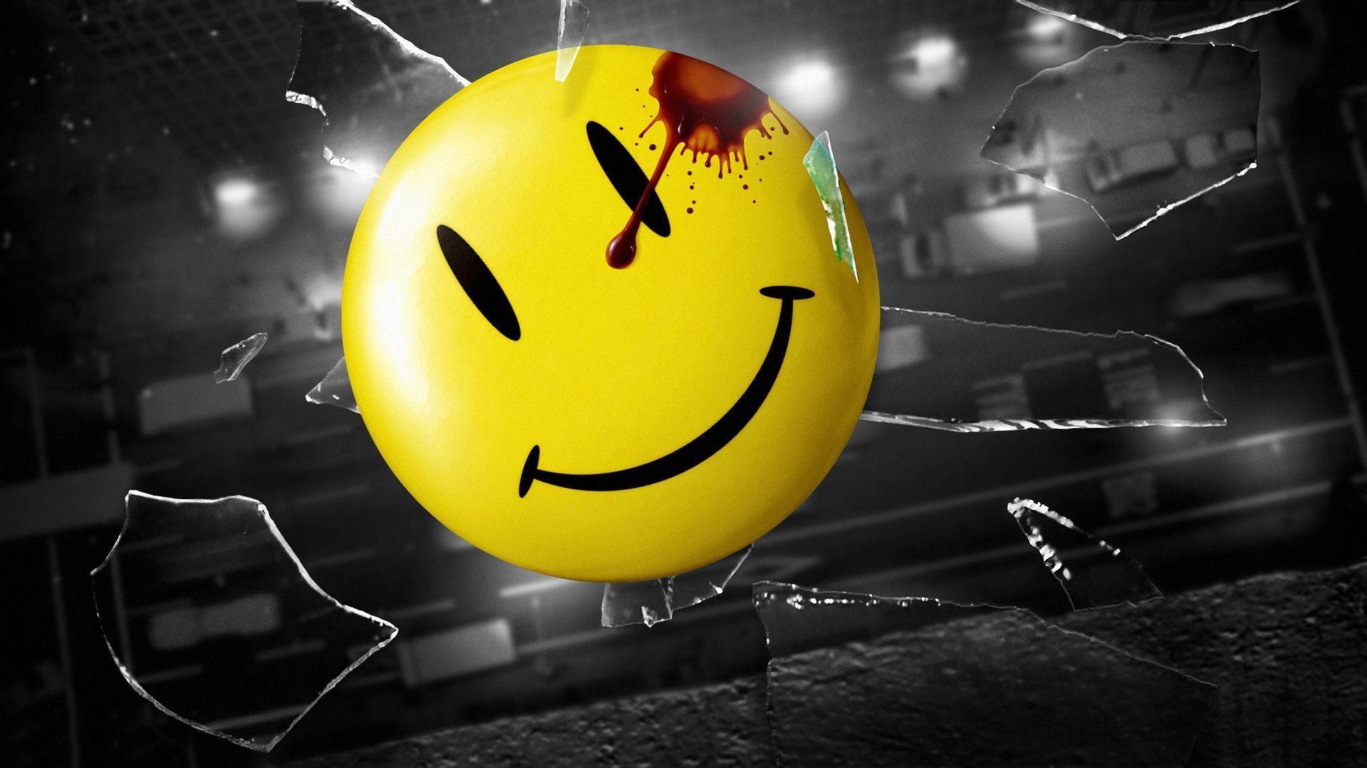Watchmen Smiley Fond D Ecran 4k Fond D Ecran Smiley Hd 1920x1080 Wallpapertip