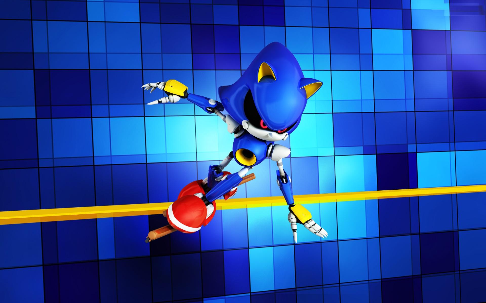 Metal Sonic Hd Wallpaper Pictures 1920x1200 Download Hd Wallpaper Wallpapertip