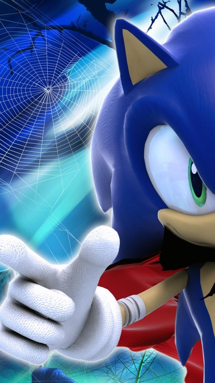 sonic the hedgehog 2020 wallpaper iphone