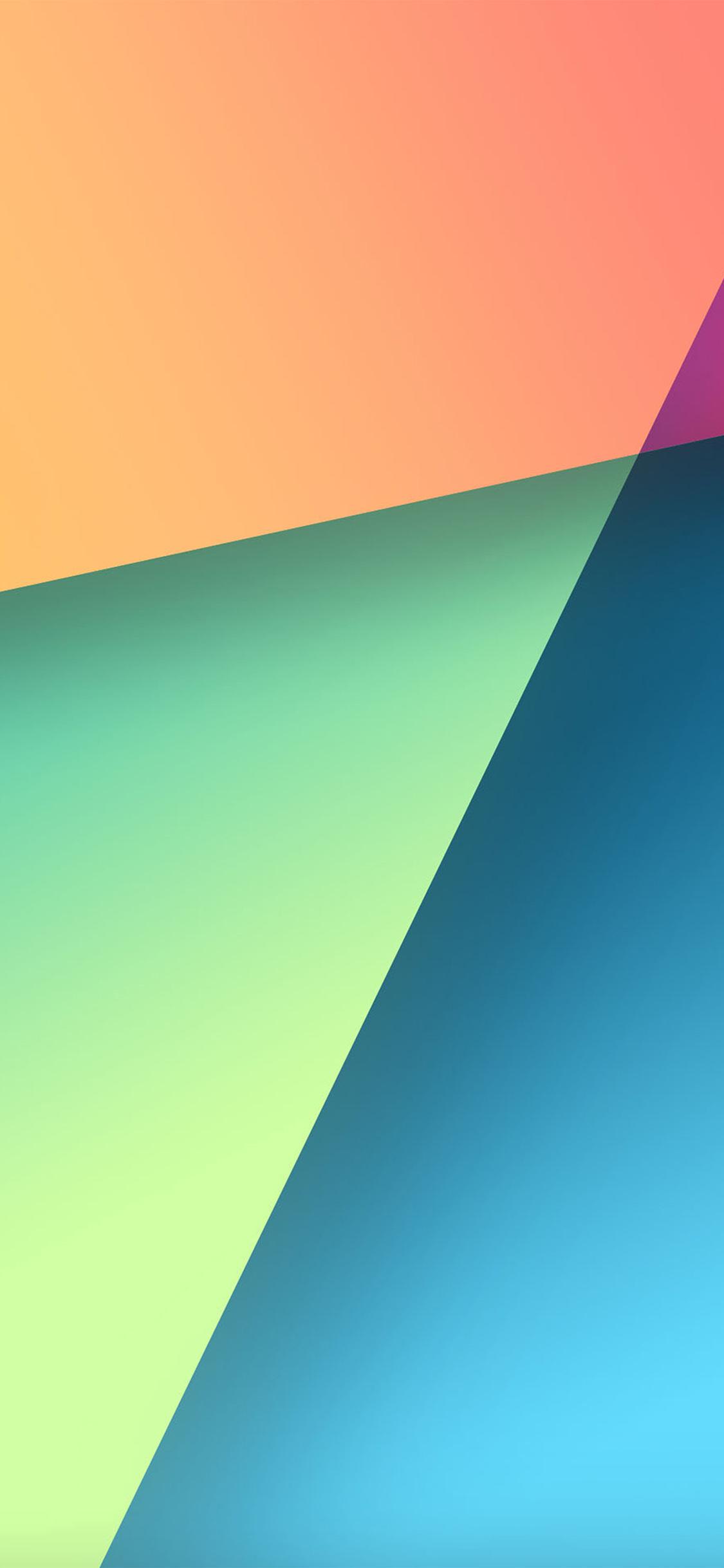 Naranja Fondo De Pantalla De Android Lollipop 1125x2436 Wallpapertip