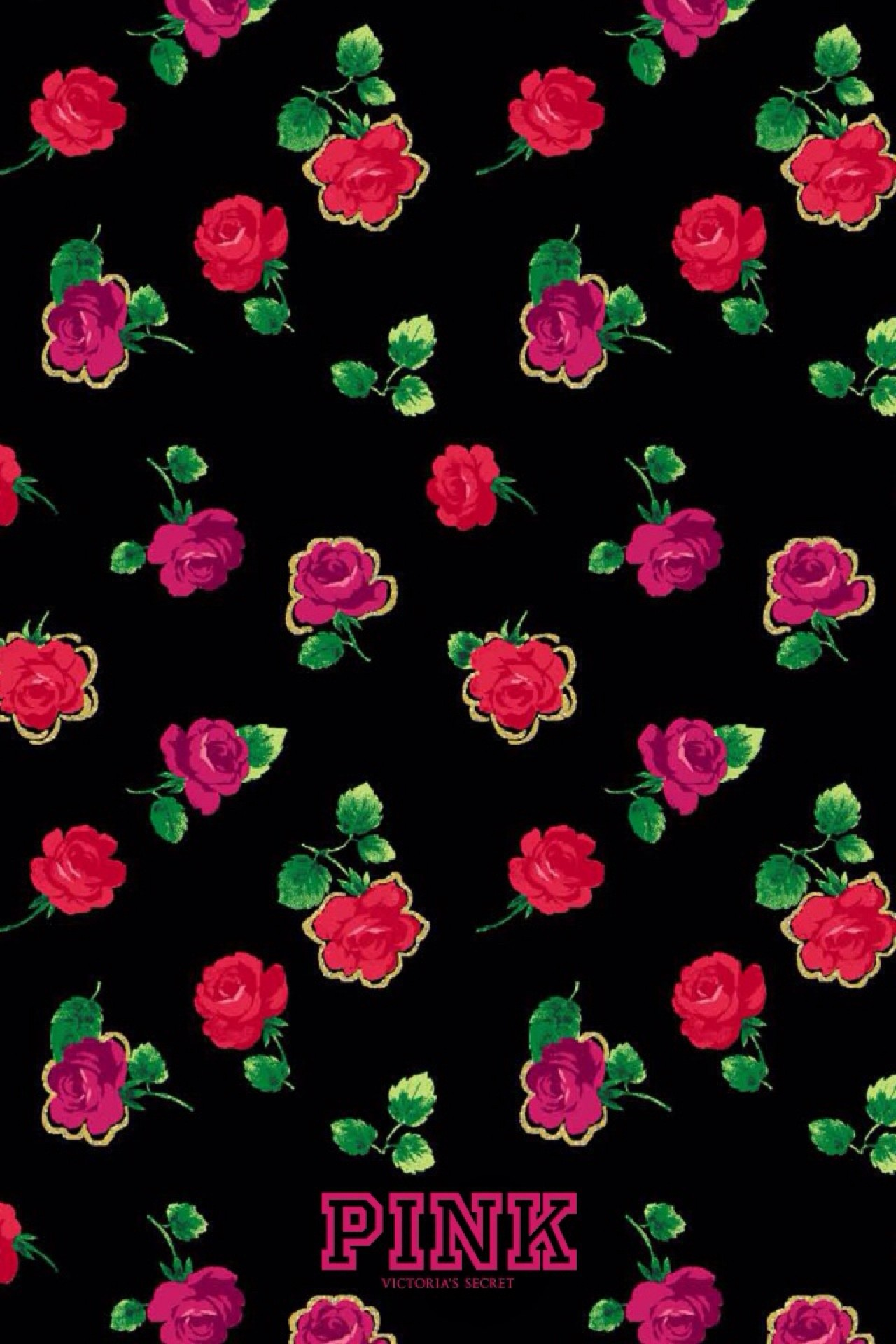 ビクトリアシークレットピンクの背景 壁紙ビクトリアシークレット 1280x19 Wallpapertip
