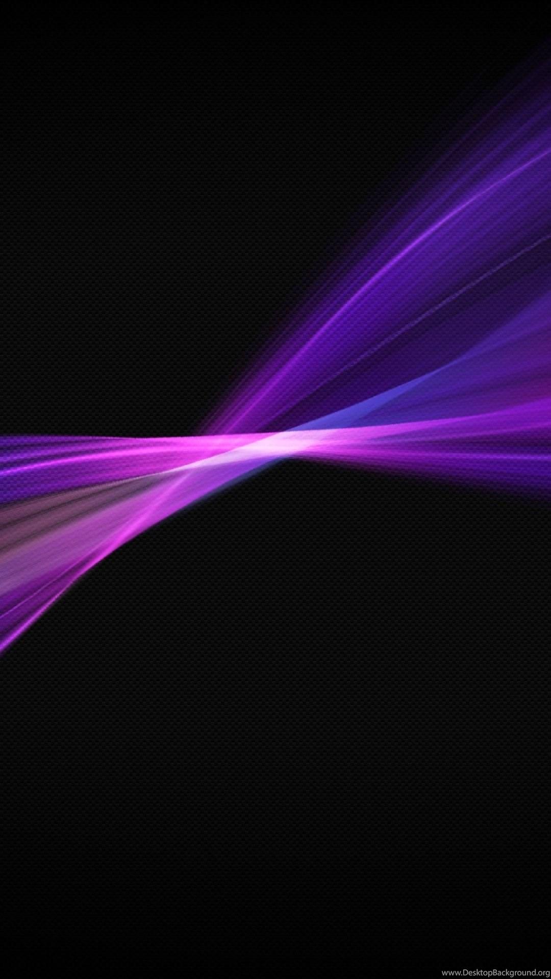 黒と紫のiphone 黒紫色の壁紙 750x1334 Wallpapertip