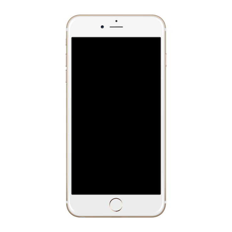 Iphone 6 Plus Iphone 7 Plus Mockup 740x740 Download Hd Wallpaper Wallpapertip