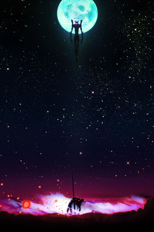 Neon Genesis Evangelion Iphone Wallpaper Hd 640x960 Download Hd Wallpaper Wallpapertip