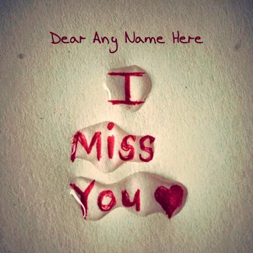 Dich vermisse schatz ich Guten Morgen