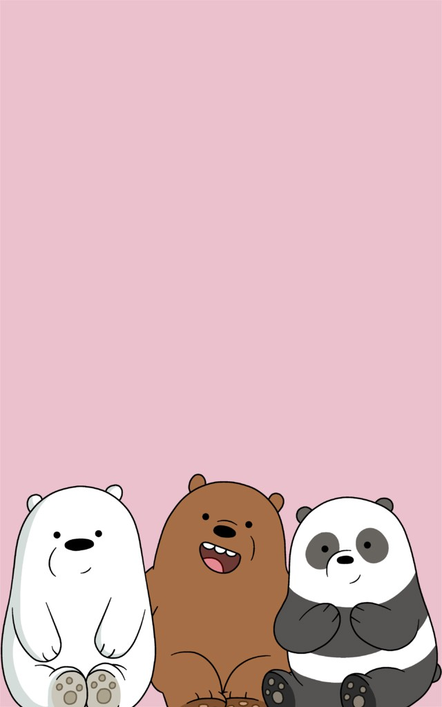 Grizzly Panda Ice Bear 640x1024 Download Hd Wallpaper Wallpapertip