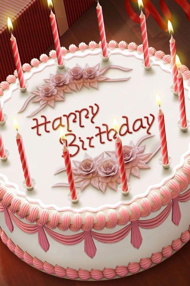 Birthday Cake Wallpaper Download 640x960 Download Hd Wallpaper Wallpapertip