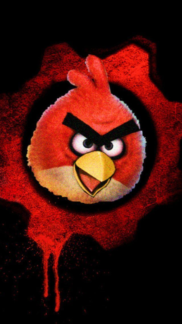 Angry Birds Hd Wallpaper For Mobile 640x1136 Download Hd Wallpaper Wallpapertip