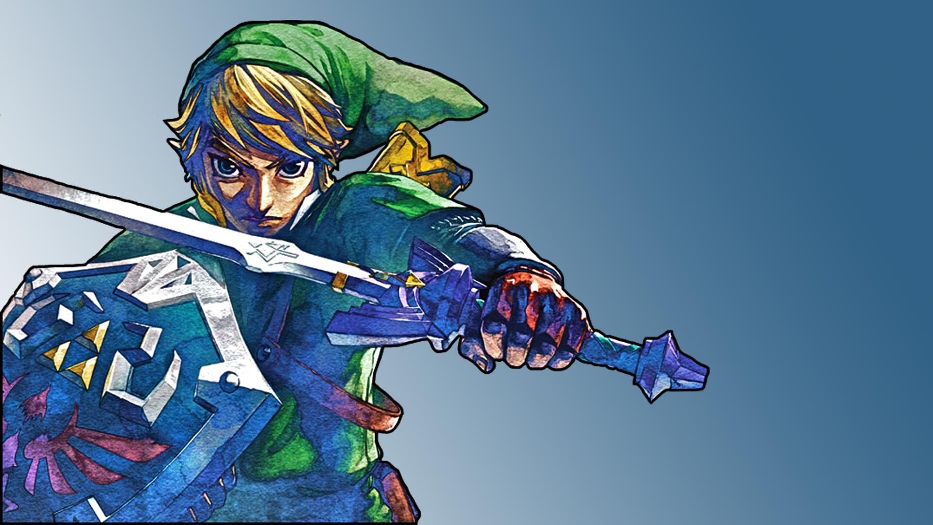 Legend Of Zelda Wallpaper Link 1920x1080 Download Hd Wallpaper Wallpapertip