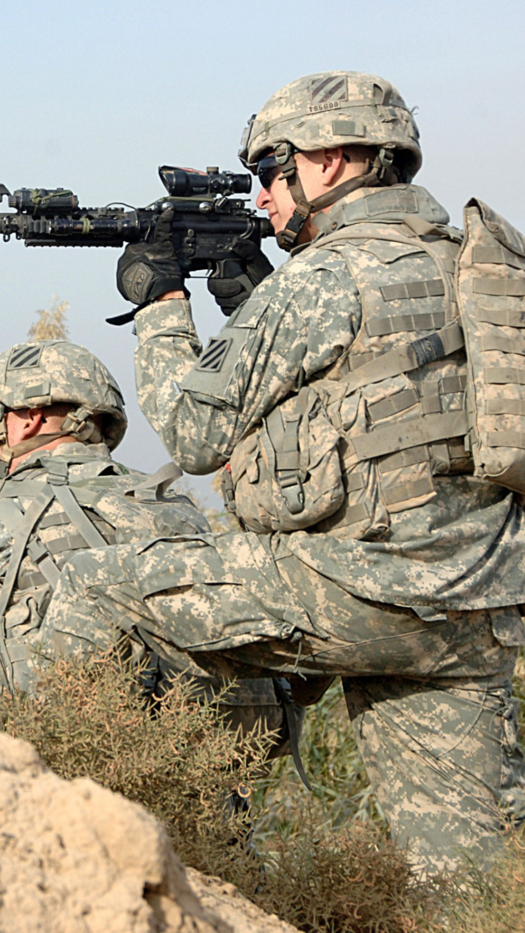 Military Wallpaper Iphone Soldier Military Wallpaper Hd 715x1271 Download Hd Wallpaper Wallpapertip