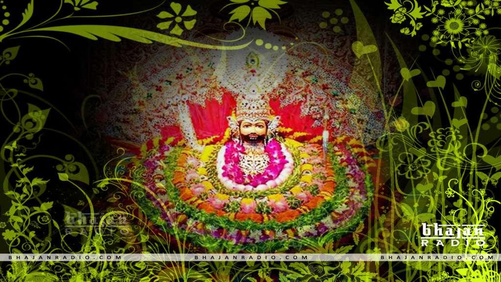 Khatu Shyam Baba Photo Shyam Baba Wallpaper 4k 1024x576 Download Hd Wallpaper Wallpapertip