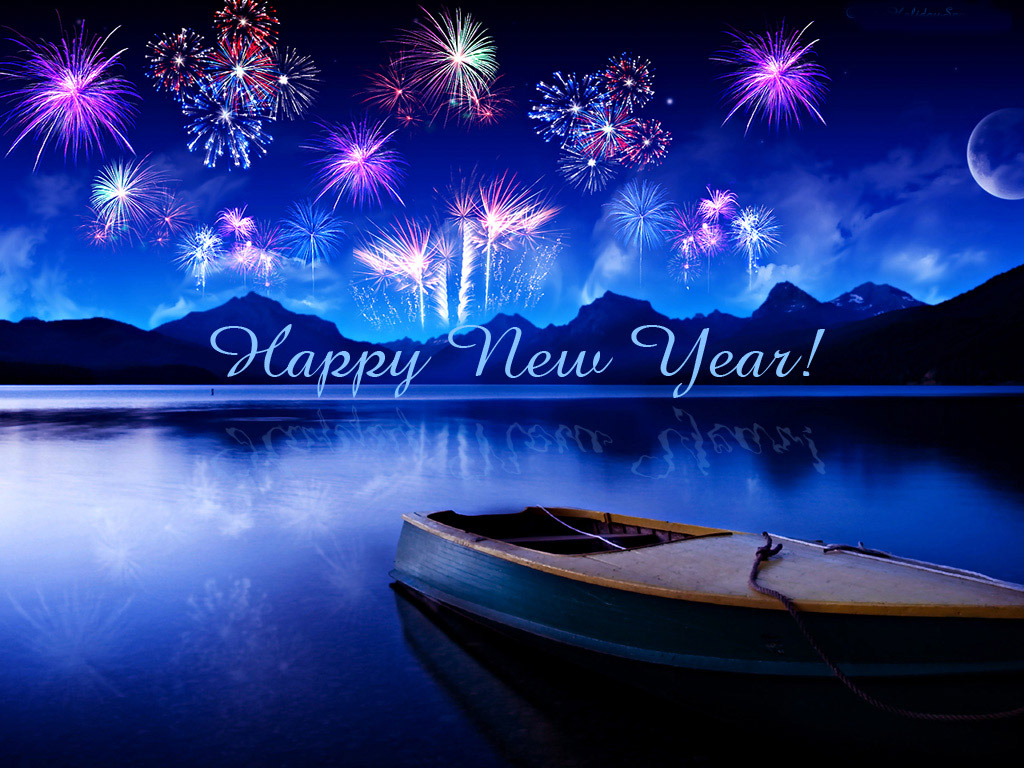 Beautiful Happy New Year Wallpaper High Resolution Happy New Year 2019 1024x768 Download Hd Wallpaper Wallpapertip