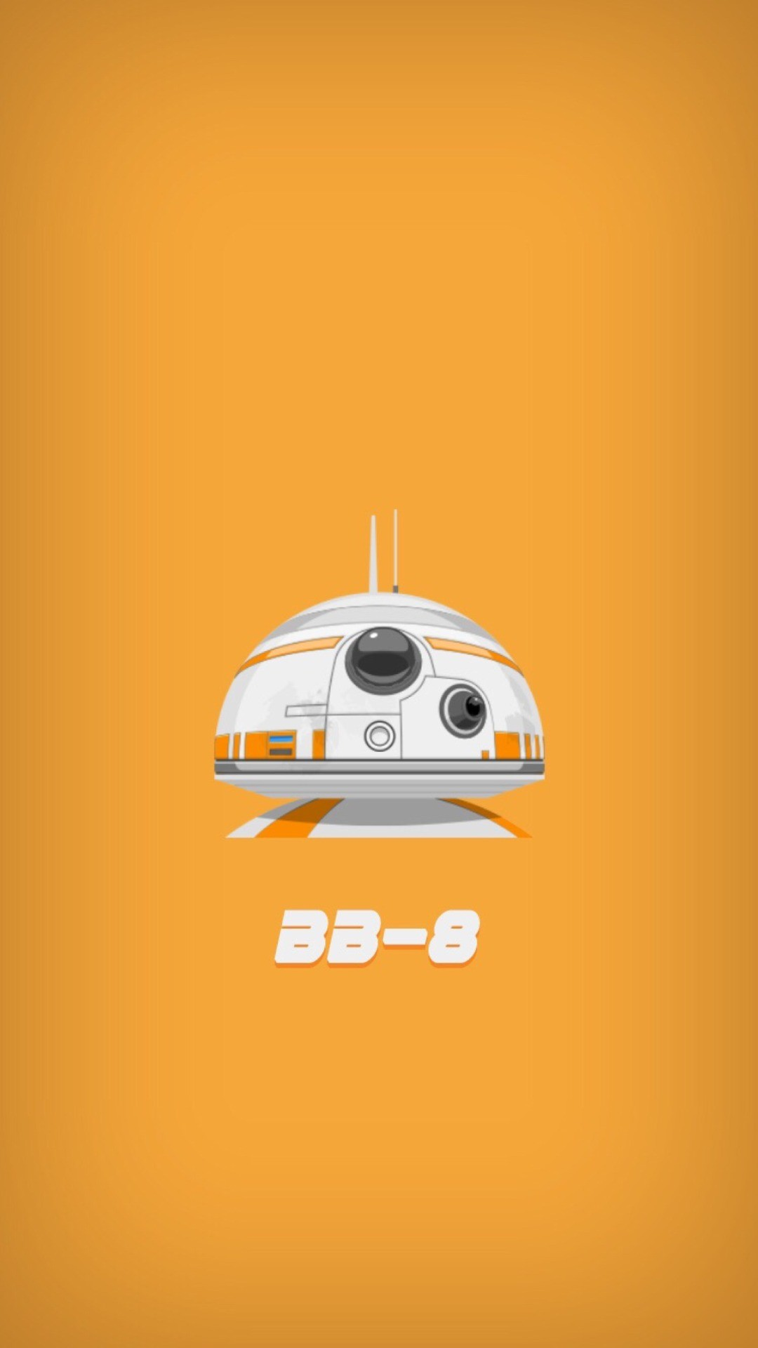 Bb8 R2d2 Star Wars Iphone Background Iphone Wallpaper Circle 1080x1920 Download Hd Wallpaper Wallpapertip