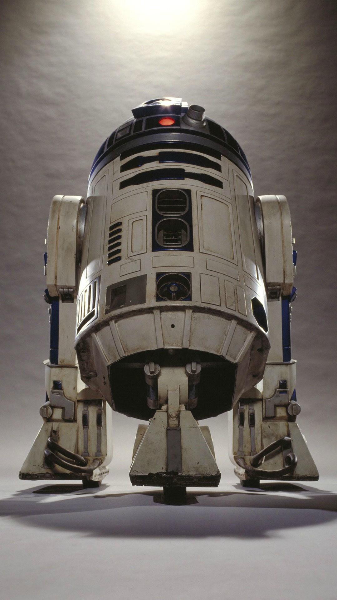 Star Wars R2d2 Beneath The Dome 1080x1920 Download Hd Wallpaper Wallpapertip
