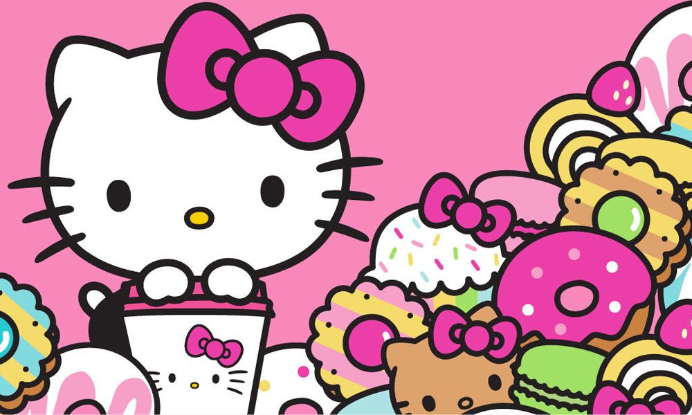 Hello Kitty - 1000x600 - Download HD Wallpaper - WallpaperTip