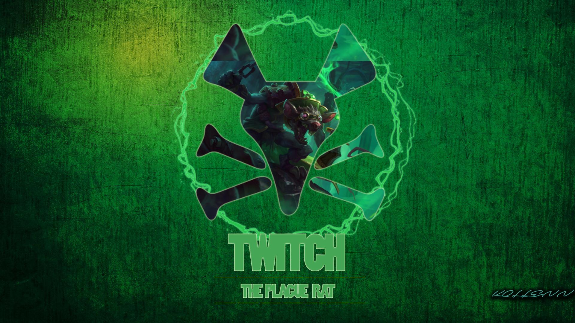 Twitch Wallpaper - League Of Legends ...