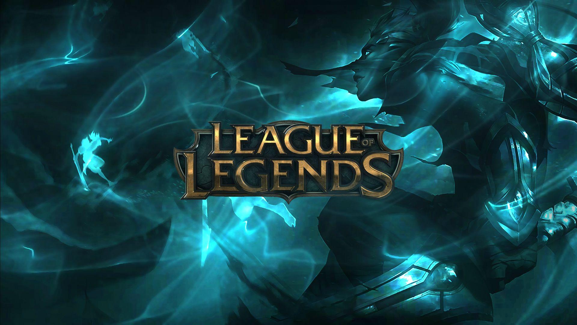 League Of Legends Wallpaper Logo - 1920x1080 - Download HD ...