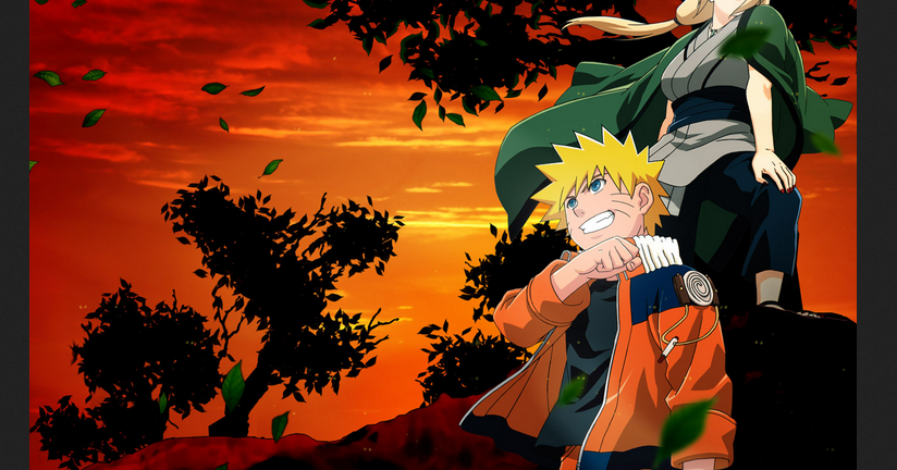 Gambar Wallpaper Naruto Keren Cocok Untuk Hp Ponsel Naruto Hokage 824x432 Download Hd Wallpaper Wallpapertip