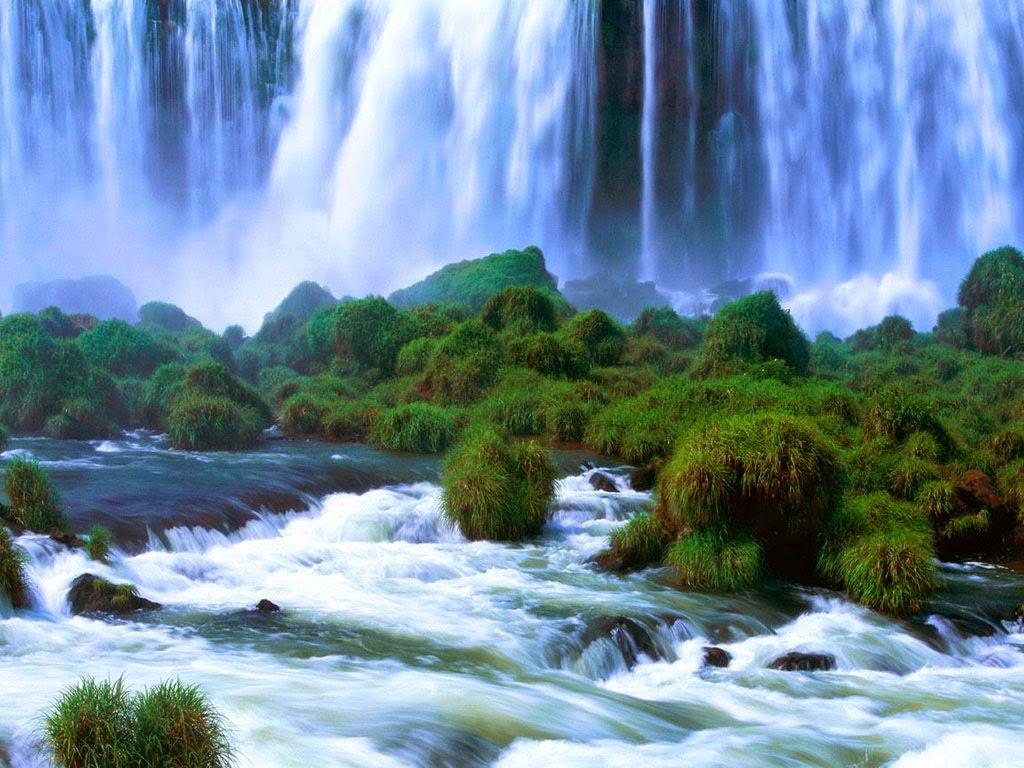 82 828550 gambar wallpaper air terjun bergerak expo cantik pemandangan