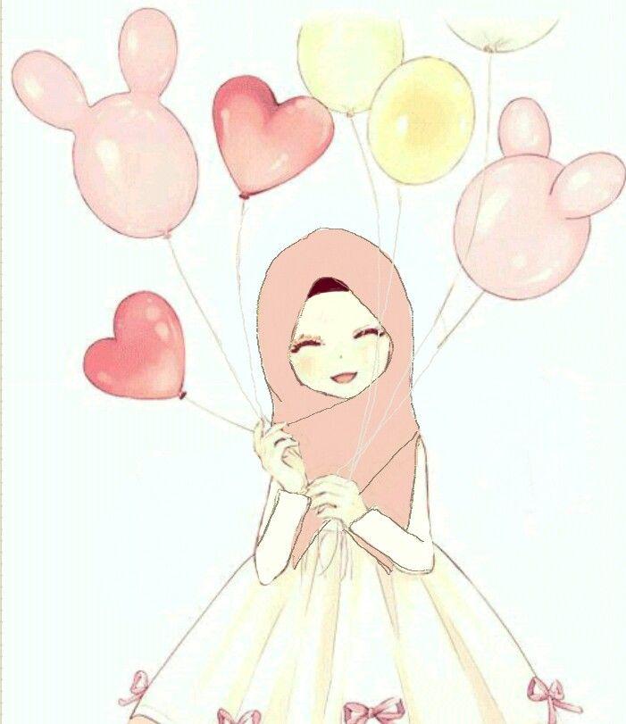 Download 5700 Gambar Animasi Muslimah Cantik Bergerak Little Muslim Girl Cartoon 474x548 Download Hd Wallpaper Wallpapertip