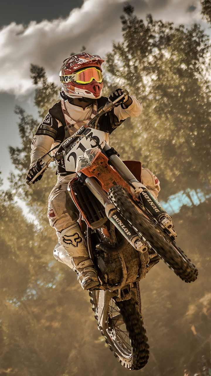 Motocross Wallpaper Phone 720x1280 Download Hd Wallpaper Wallpapertip