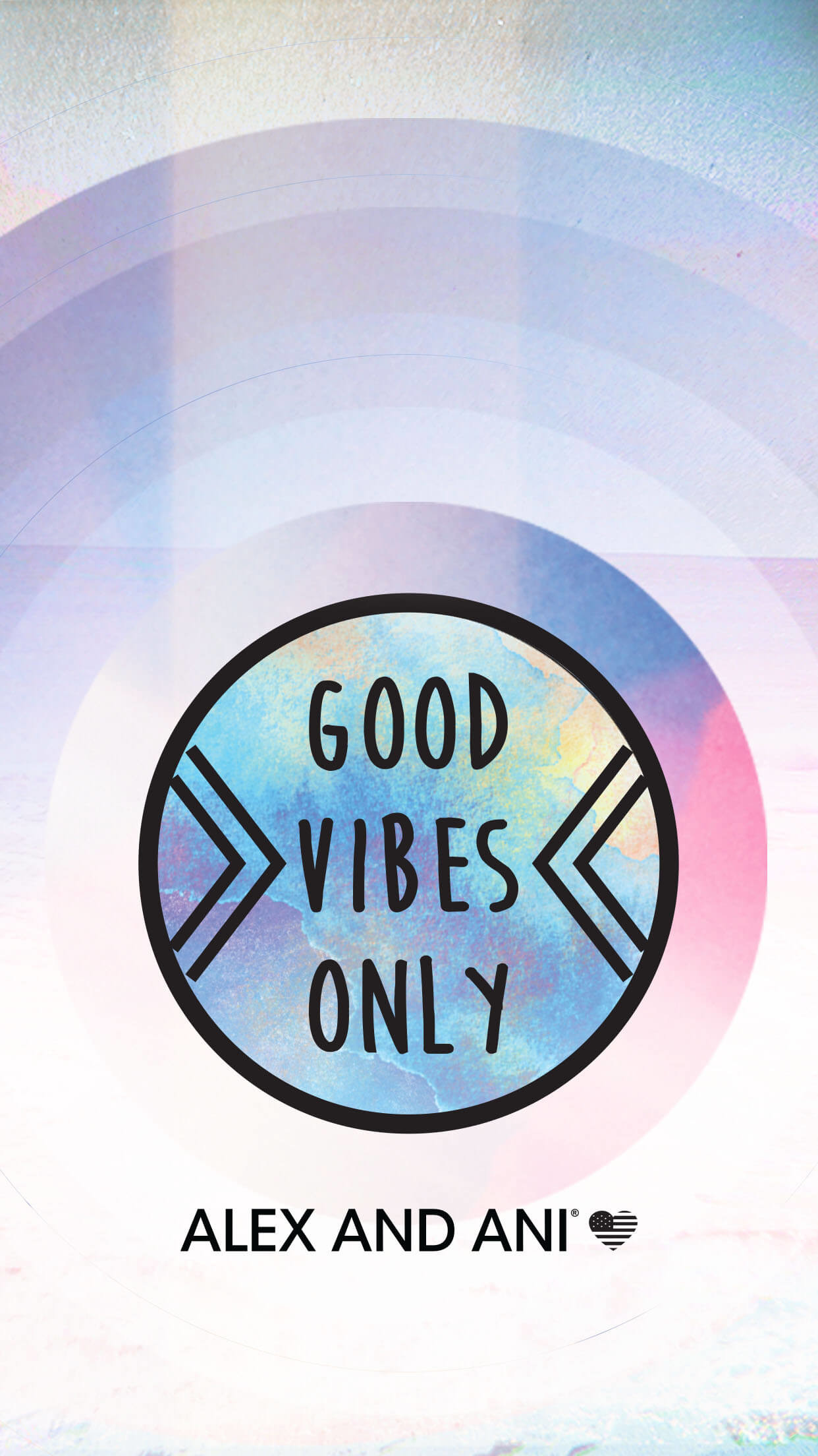 Alex And Ani Good Vibes Only Mobile Wallpaper Src Pastle Background Good Vibes Only 1242x2208 Download Hd Wallpaper Wallpapertip