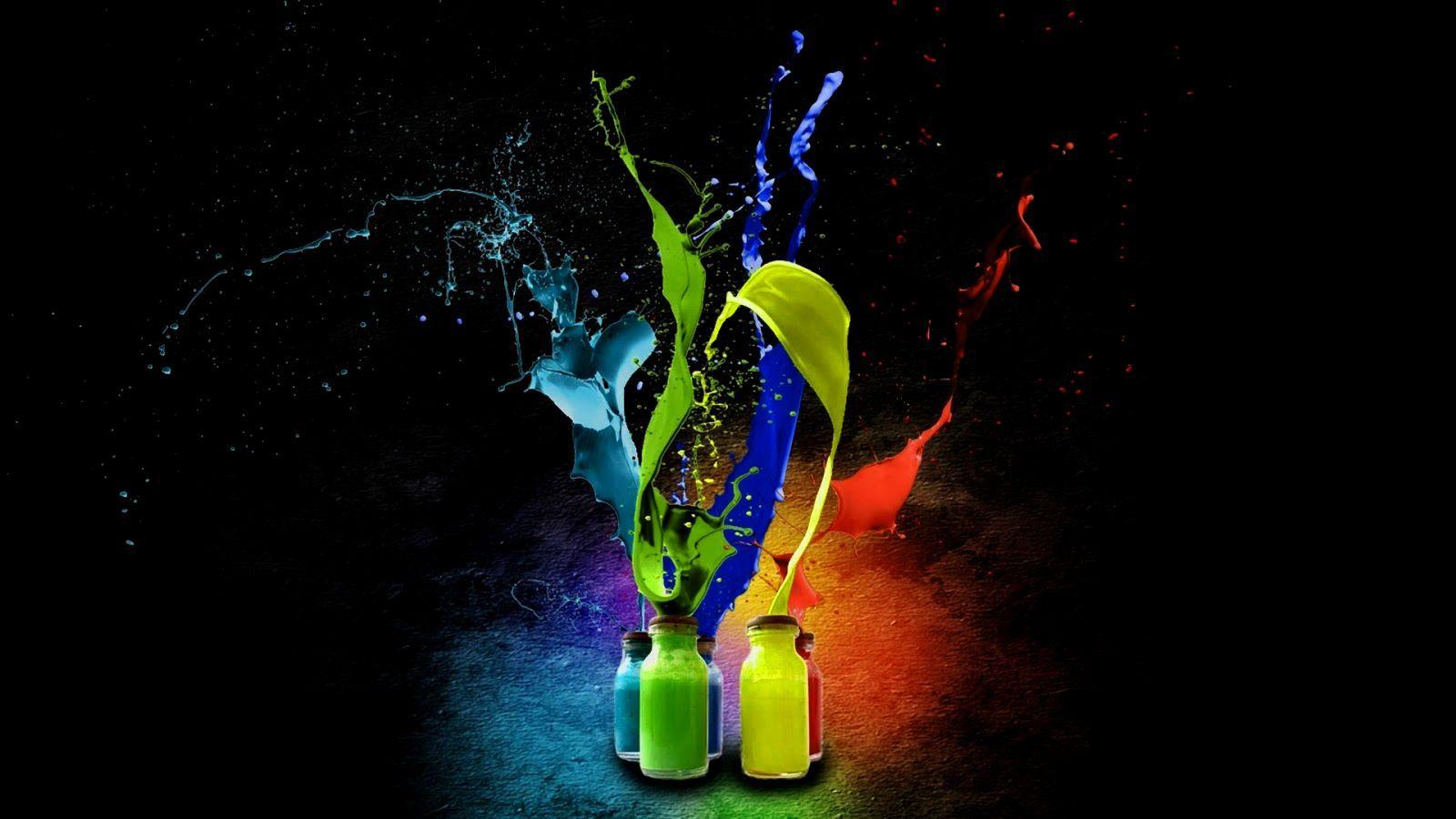 Life In Full Colour - 1600x900 - Download HD Wallpaper - WallpaperTip