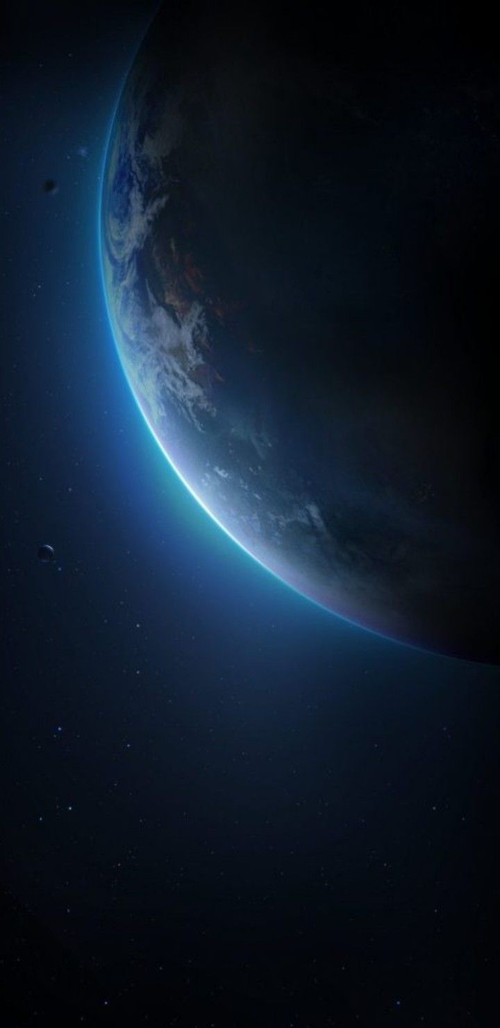Space Stars Sky Planet Earth Wallpaper Clean Samsung Galaxy S9 Wallpaper 4k 720x1480 Download Hd Wallpaper Wallpapertip