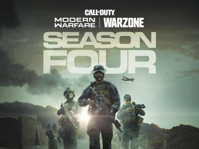 Call Of Duty Warzone Season 4 640x480 Download Hd Wallpaper