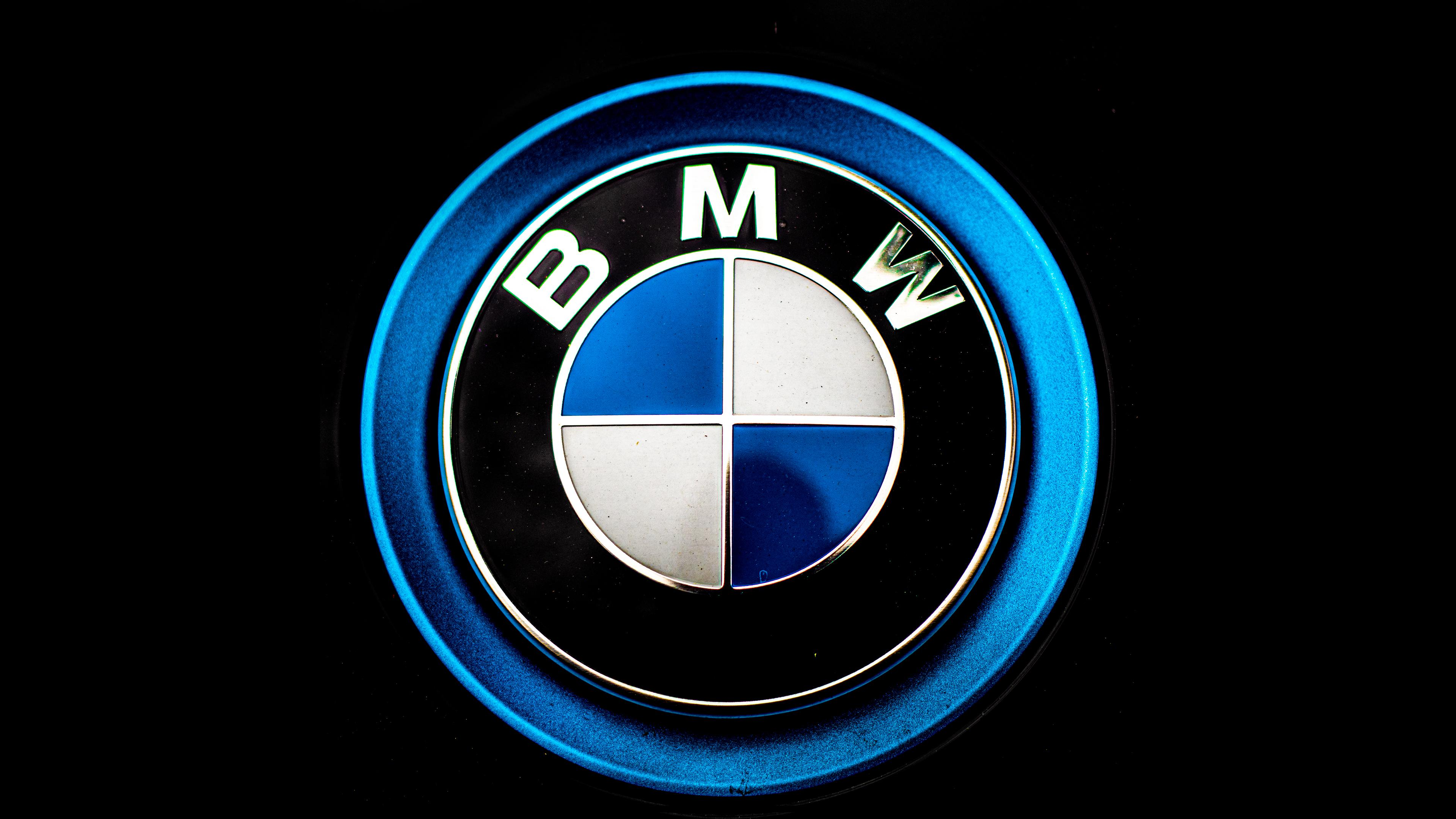 Bmw Logo Full Hd 3840x2160 Download Hd Wallpaper Wallpapertip