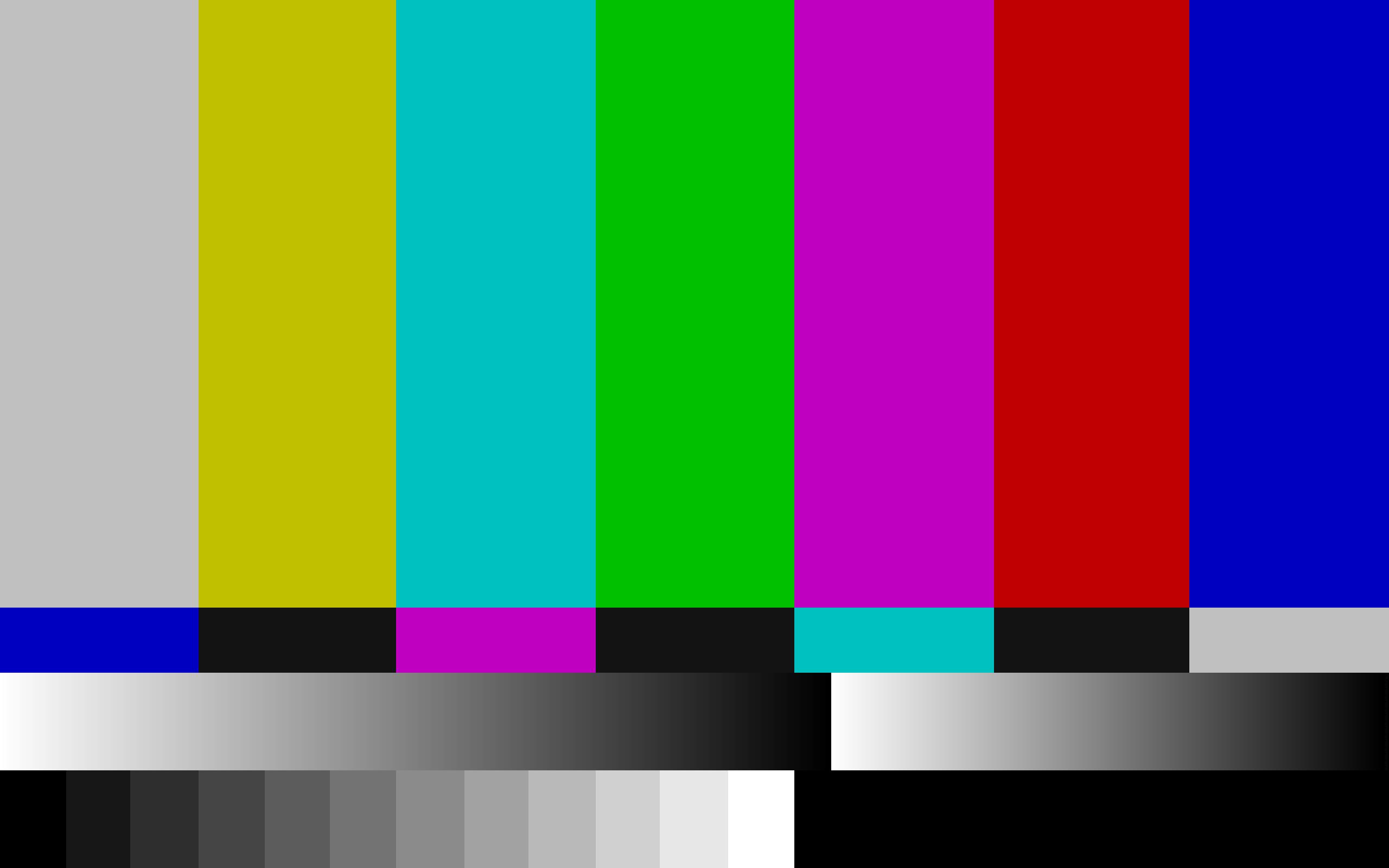 контрастная картинка на телевизоре