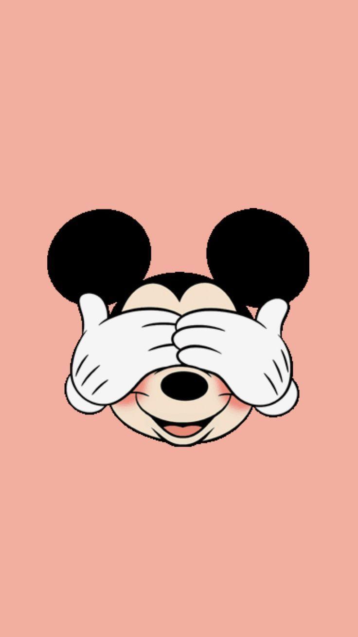 かわいいディズニーキャラクター壁紙hd ミッキーマウス壁紙tumblr 736x1308 Wallpapertip