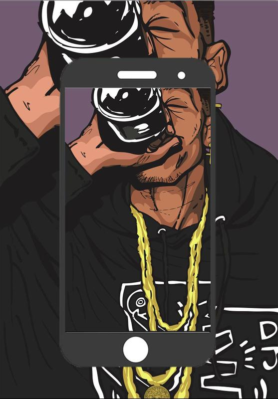 Supreme Drawing Swag Cartoon 557x800 Download Hd Wallpaper
