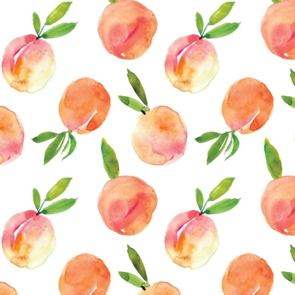 ftestickers watercolor peaches background overlay peach watercolor 1024x1024 download hd wallpaper wallpapertip ftestickers watercolor peaches
