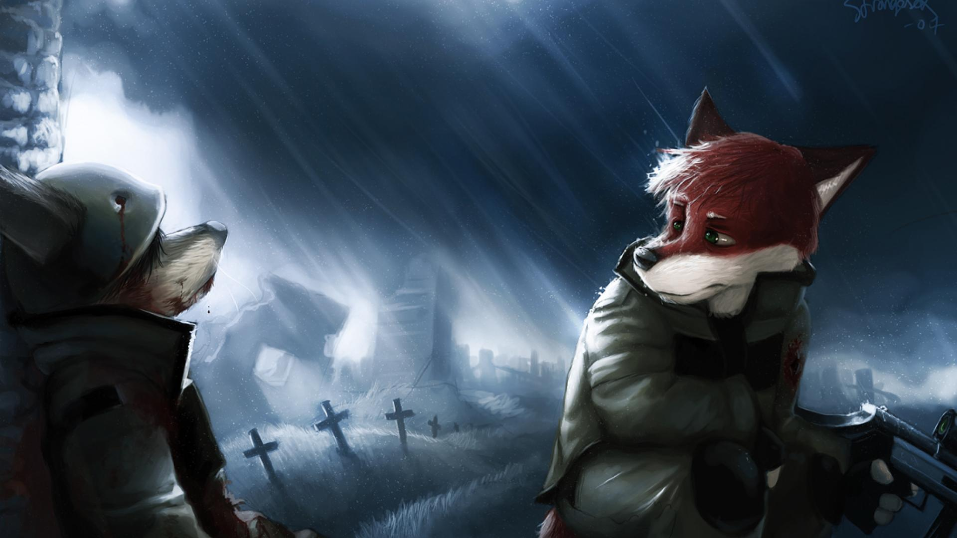 Furry Wallpaper 177871 High Quality And Resolution Furry Wolf 1920x1080 Download Hd Wallpaper Wallpapertip