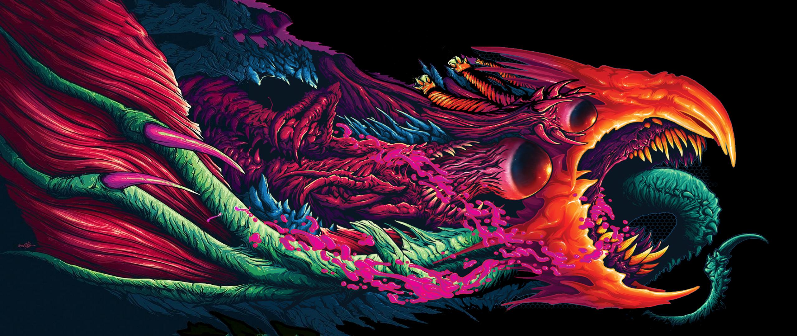 Hyper Beast Wallpaper 4k - 2560x1080 - Download HD ...