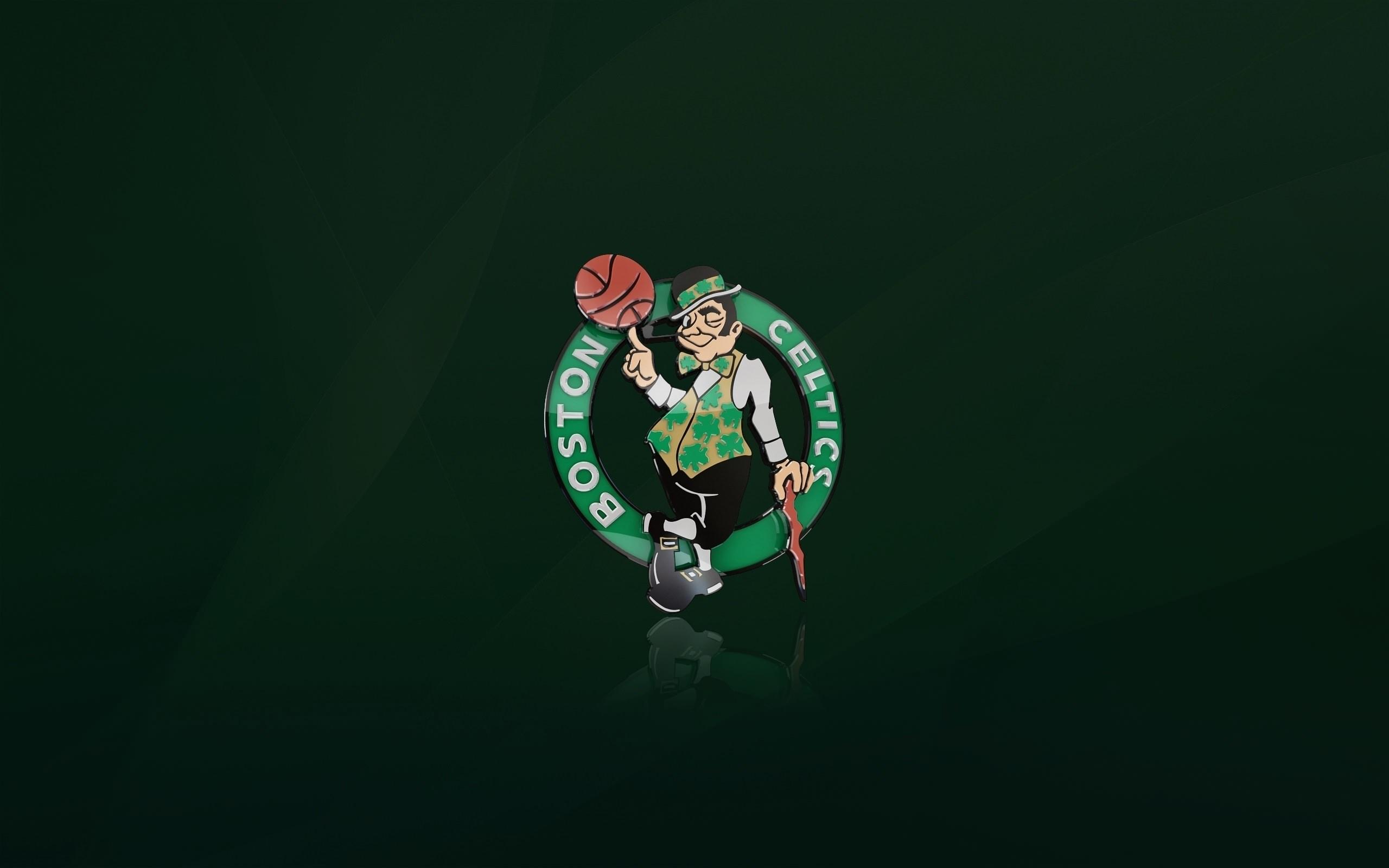 Boston Celtics Logo Hd 2560x1600 Download Hd Wallpaper Wallpapertip