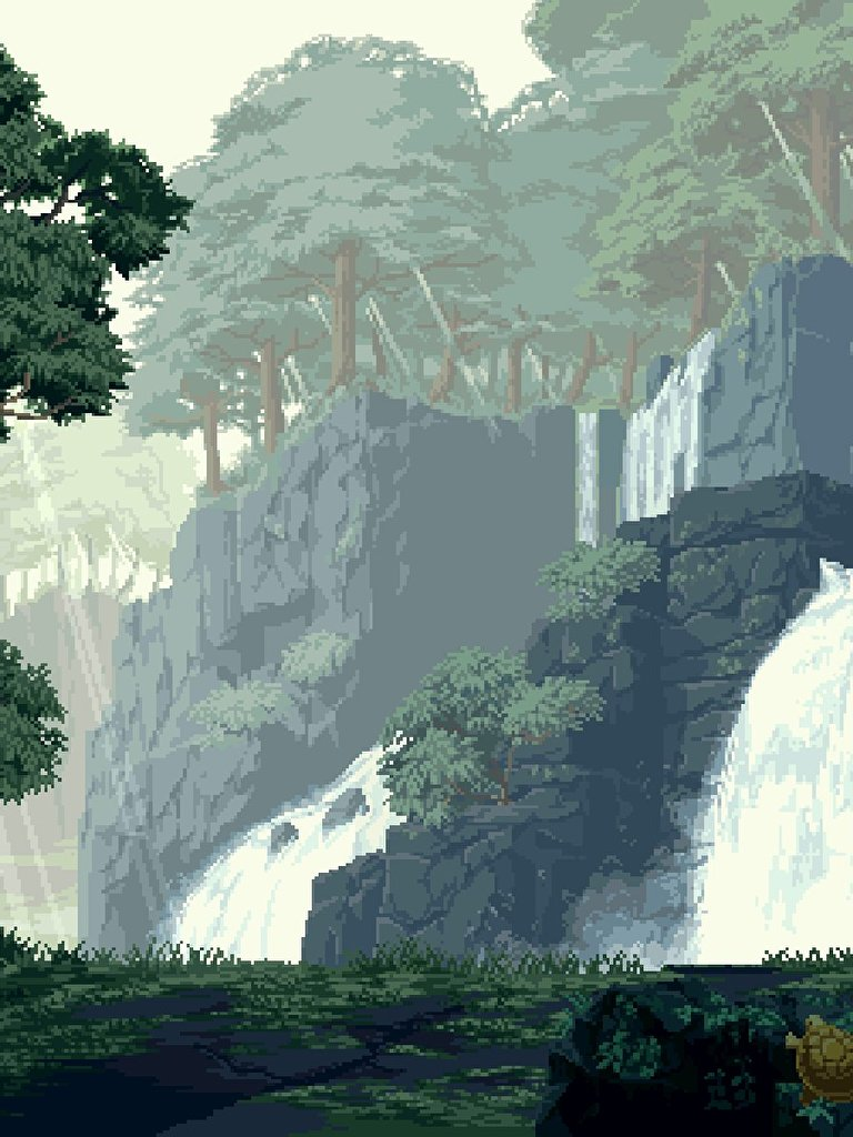 Pixel Art Wallpaper Phone - 768x1024 ...