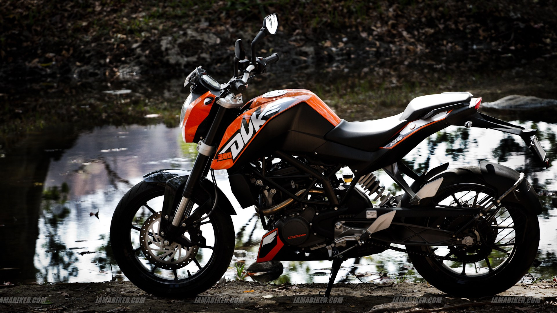 Ktm Duke 200 Hd Wallpaper Gallery Click On Picture Duke 200 Background 1920x1080 Download Hd Wallpaper Wallpapertip