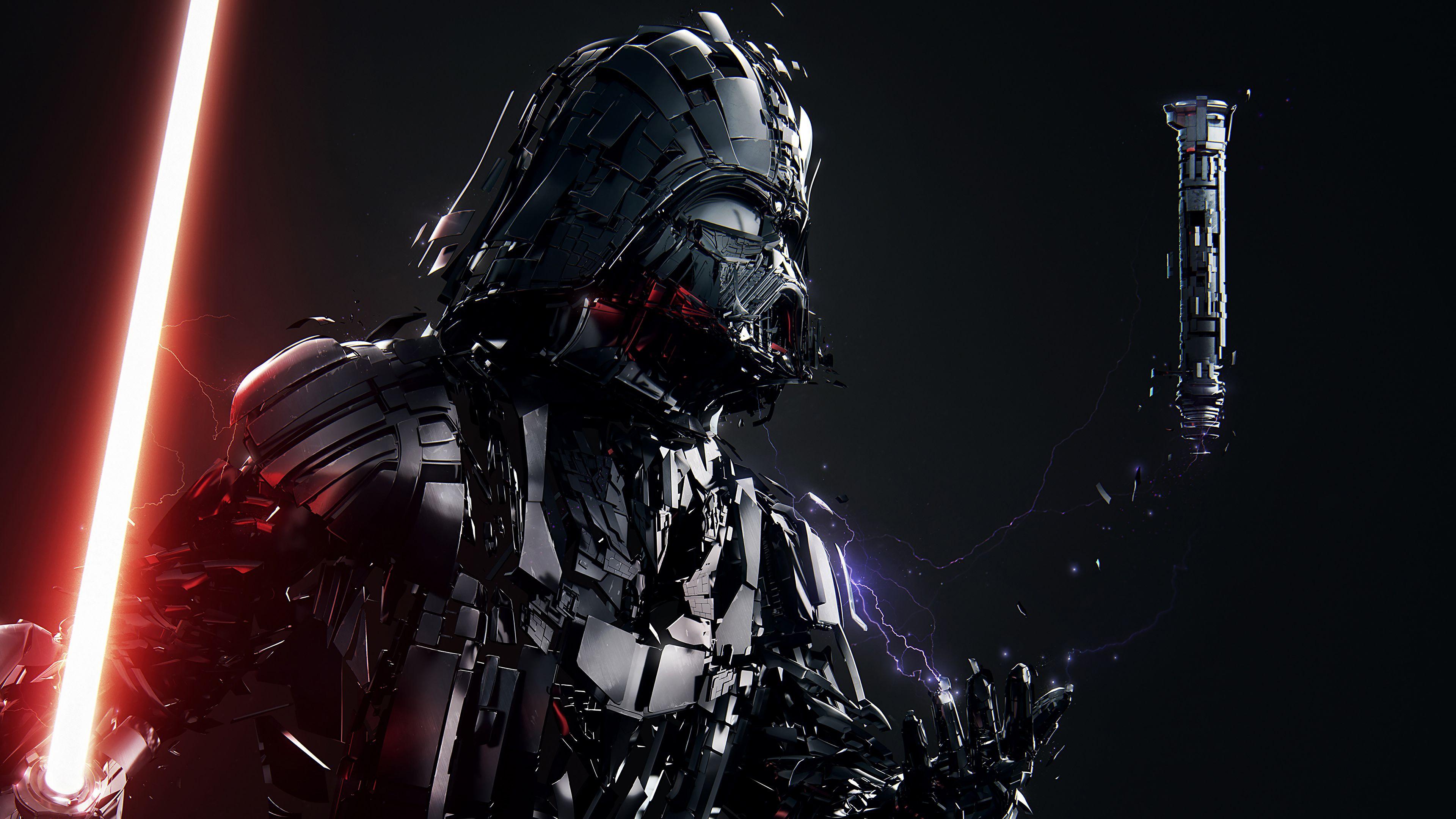 Star Wars Wallpaper 9 16 Data Src Darth Vader 4k 2560x1600 Download Hd Wallpaper Wallpapertip