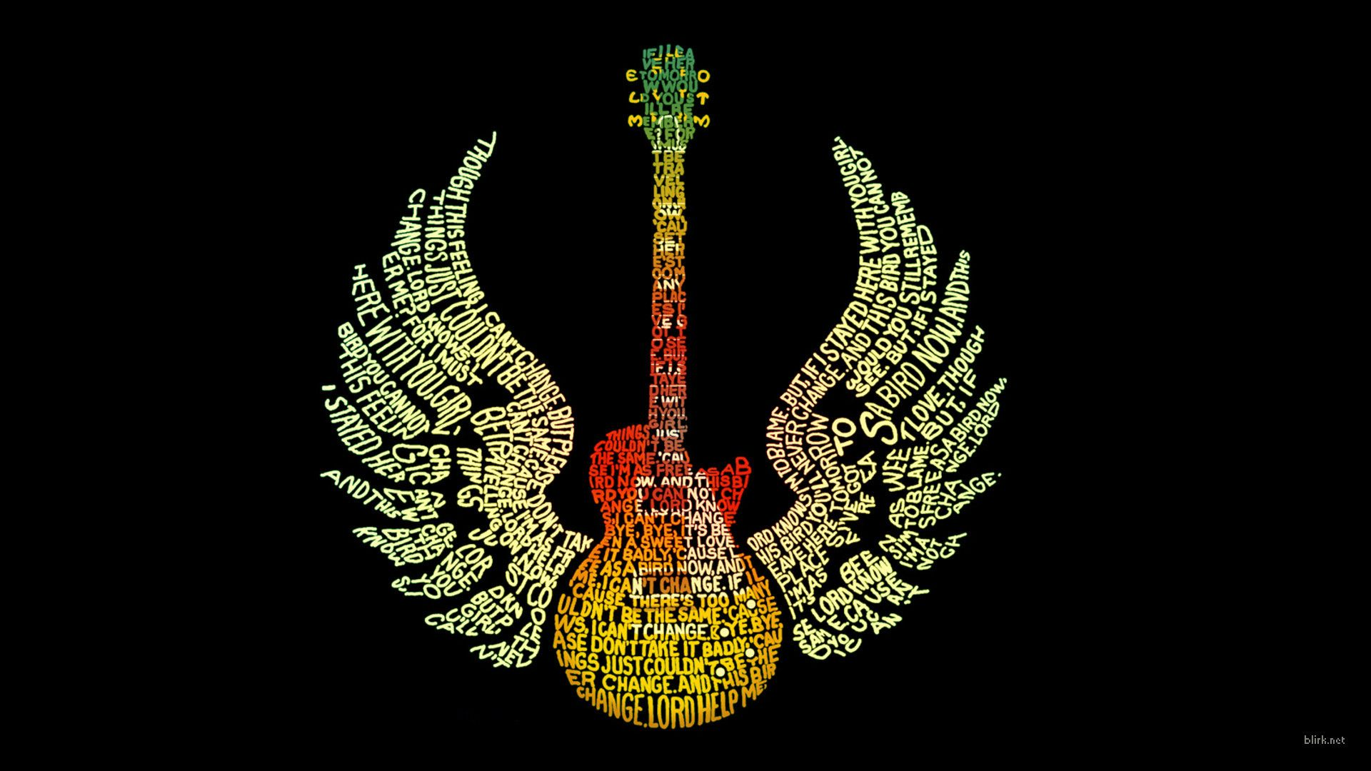 Guitar Wallpaper Pc 1920x1080 Download Hd Wallpaper Wallpapertip