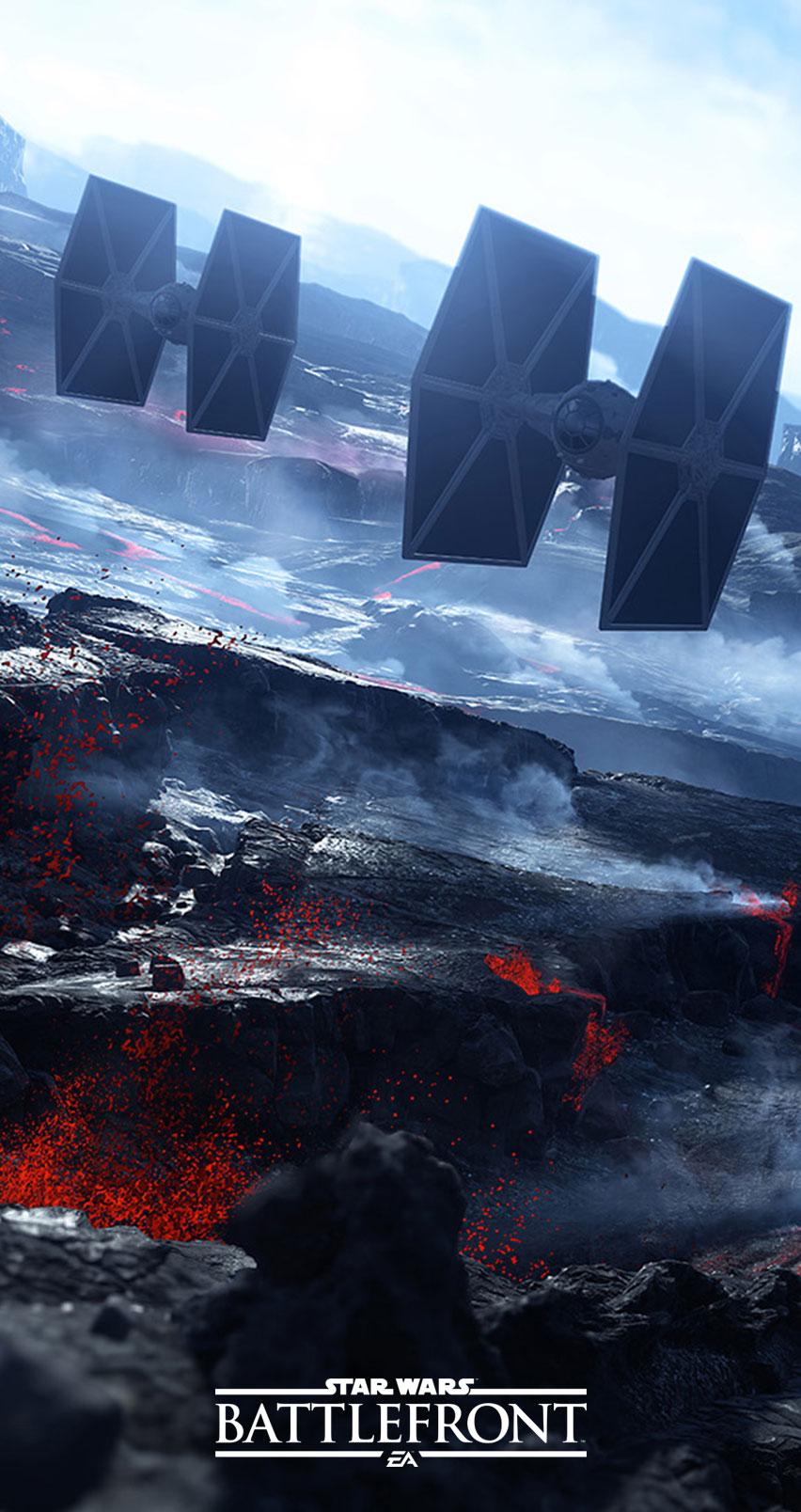 Star Wars Battlefront 2 Phone 852x1608 Download Hd Wallpaper Wallpapertip