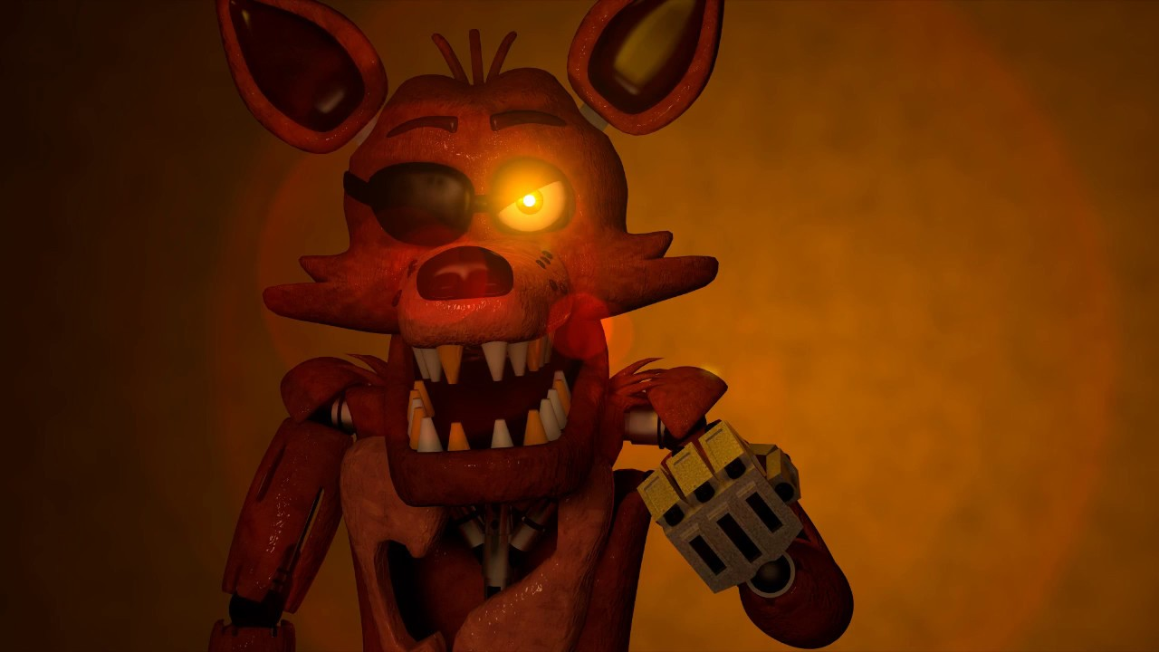 Five Nights At Freddy S Wallpaper Foxy 1280x720 Download Hd Wallpaper Wallpapertip