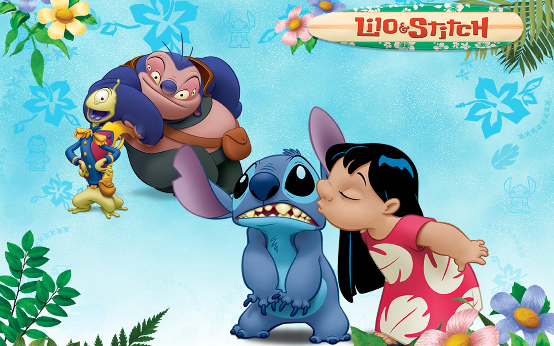479817 Title Movie Lilo Stitch Wallpaper Disney Cute Friendships Quotes 1920x1200 Download Hd Wallpaper Wallpapertip